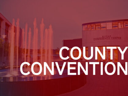 Kitsap County Republican Party Convention on March 21