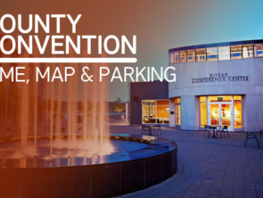 County Convention – Date, Time, Map & Parking details